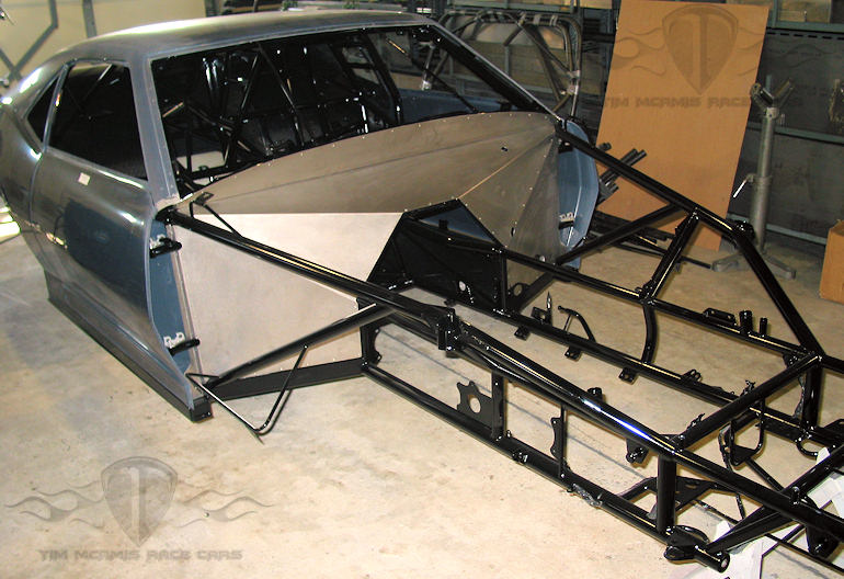 Double Parachute Race Car Kit : Tim mcamis race cars inc precision crafted racing
