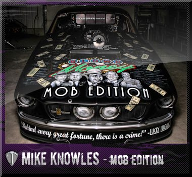 Click For Photos - Mike Knowles Mob Edition