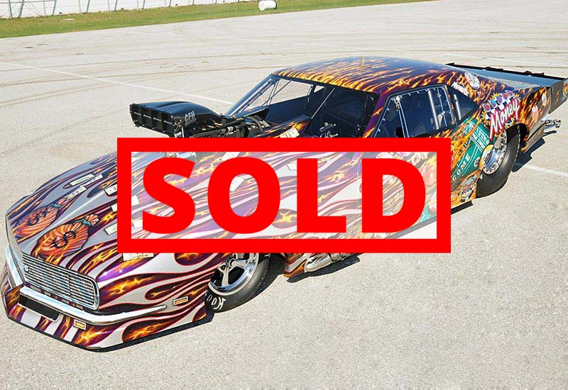 Mike Knowles Camaro Sold