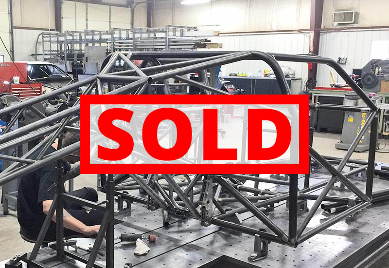 V4 Camaro Pro Mod Chassis For Sale