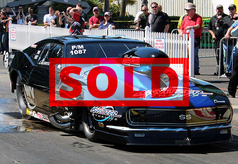 Laurita Bickel Camaro Sold