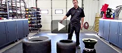 How to Mount Liner Tires