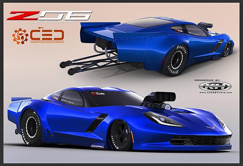 Z06 C7 Pro Mod