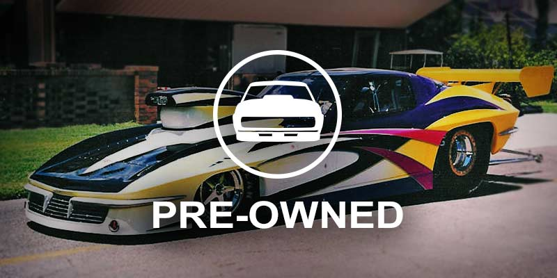 Pre-Owned Cars & Equipment