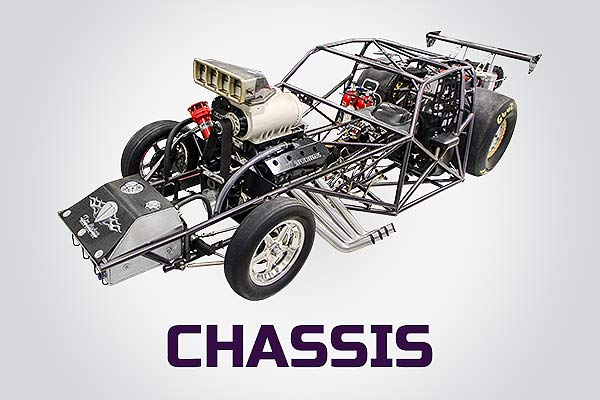 Tim McAmis Performance Parts | Leading drag racing chassis builder