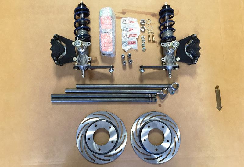 Pro Mod Suspension Parts