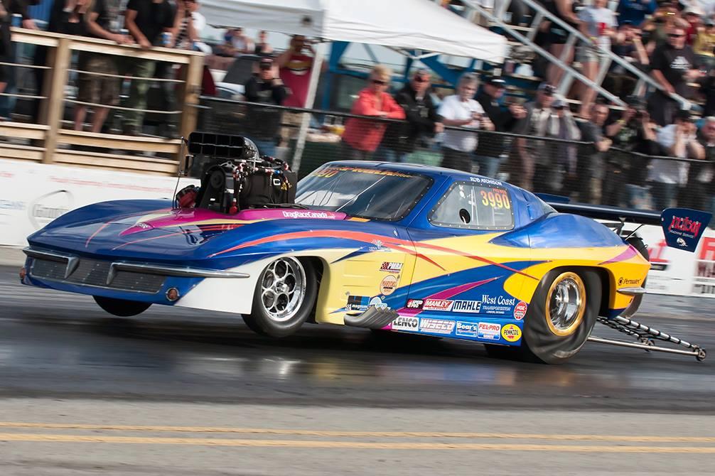 Rob Atchison Corvette Pro Mod