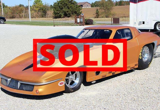 1963 Corvette Pro Mod For Sale
