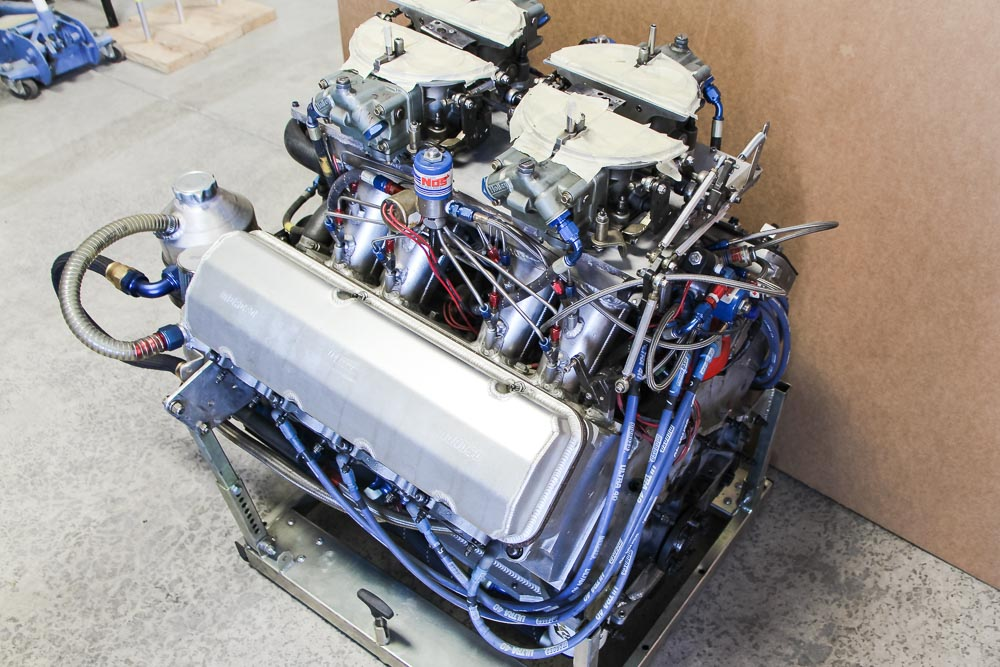 For Sale – 728ci Fulton Nitrous Engine & Parts | Tim McAmis