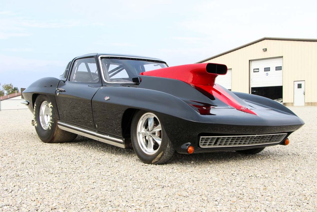 For Sale – 1965 Pro Street Corvette | Tim McAmis Performance Parts