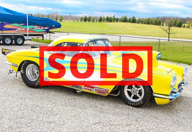1961 Super Gas Corvette For Sale