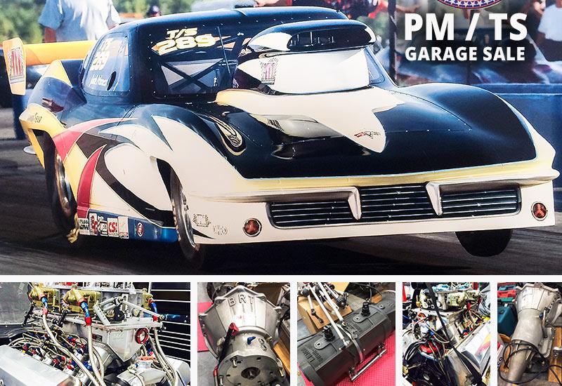TMRC 1963 Corvette Nitrous Pro Mod