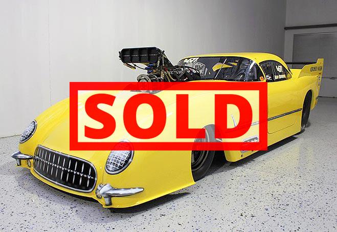 1953 Corvette Pro Mod Tim McAmis Sold
